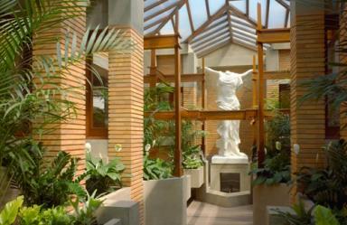 Buffalo-Darwin-D-Martin-House-interior